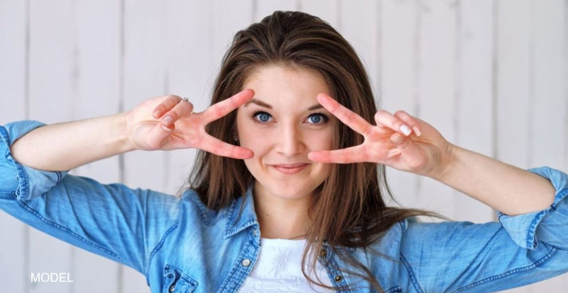 Female Youth Add Volume and Minimize Appearance of Wrinkles